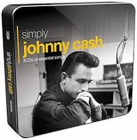 Cover Johnny Cash - Simply Johnny Cash [2014]